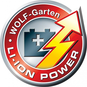 WOLF-Garten Akkumäher LI-ION POWER 37